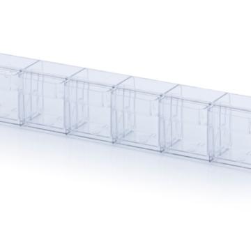 Výklopná nádoba - 6 boxov