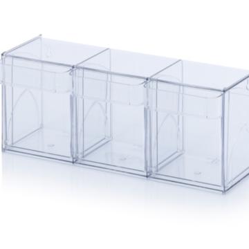Výklopná nádoba - 3 boxy