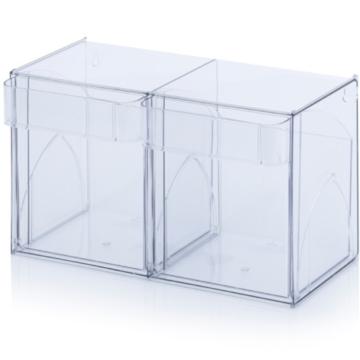 Výklopná nádoba - 2 boxy